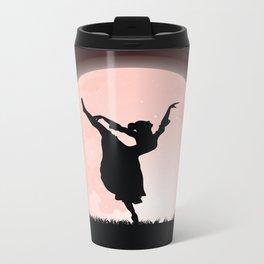 Moon Dancer Metal Travel Mug