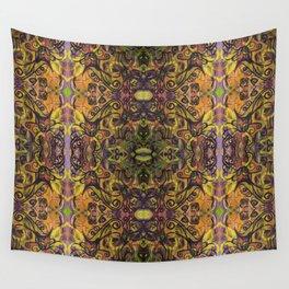 Fall Cat Pattern Wall Tapestry