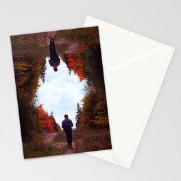 Doppelgänger Stationery Cards