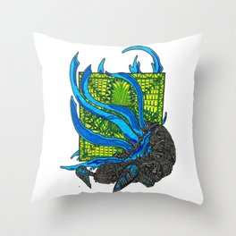 Tapestrubus Throw Pillow