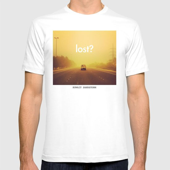 lost? T-shirt