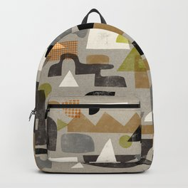 IMPERFECT SHAPES Backpack