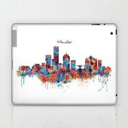 Milwaukee Skyline Laptop & iPad Skin