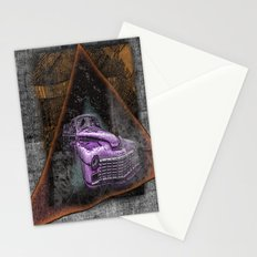 What a Ride Stationery Cards