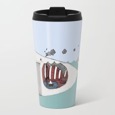 I valfiskens mage Travel Mug