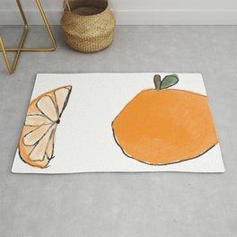 Orange By Ella Rug