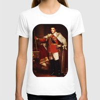 elvis presley T-shirts featuring The King  |  Elvis Presley by Silvio Ledbetter