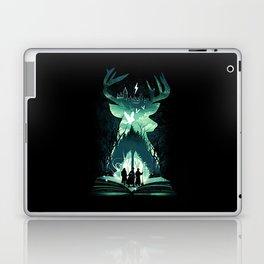 Magic friends Laptop & iPad Skin