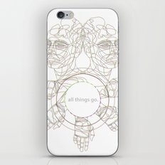 All Things Go. 3-D iPhone & iPod Skin