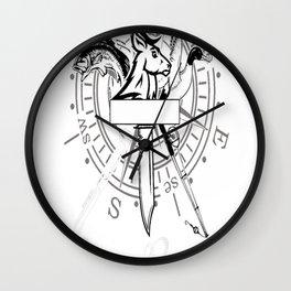 HUNTIING Wall Clock