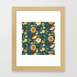 Botanical Beauties Framed Art Print