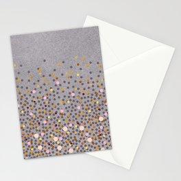 Coral Splash Stationery Cards