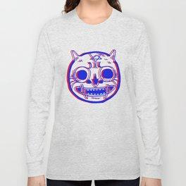 3D SUZY KABUKI Long Sleeve T-shirt