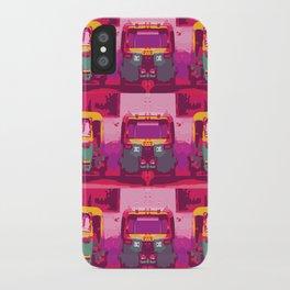 Rikshaw iPhone Case