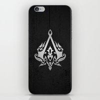 assassins creed iPhone & iPod Skins featuring ASSASSINS creed    by Thorin