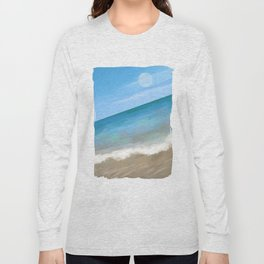 Summer Long Sleeve T-shirt