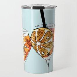 Summer Spritz Travel Mug