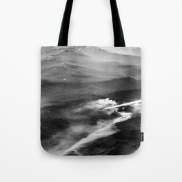 Jet Stream Tote Bag