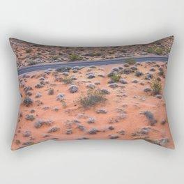 Valley of Fire, NV Rectangular Pillow
