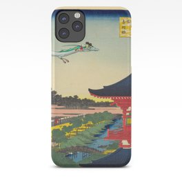 Zojo ji to Akabane Haku iPhone Case