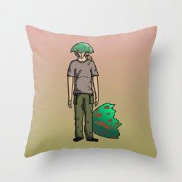 The Num Nums - Sticks Throw Pillow
