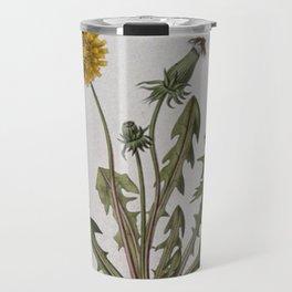 Botanical Dandelion Travel Mug