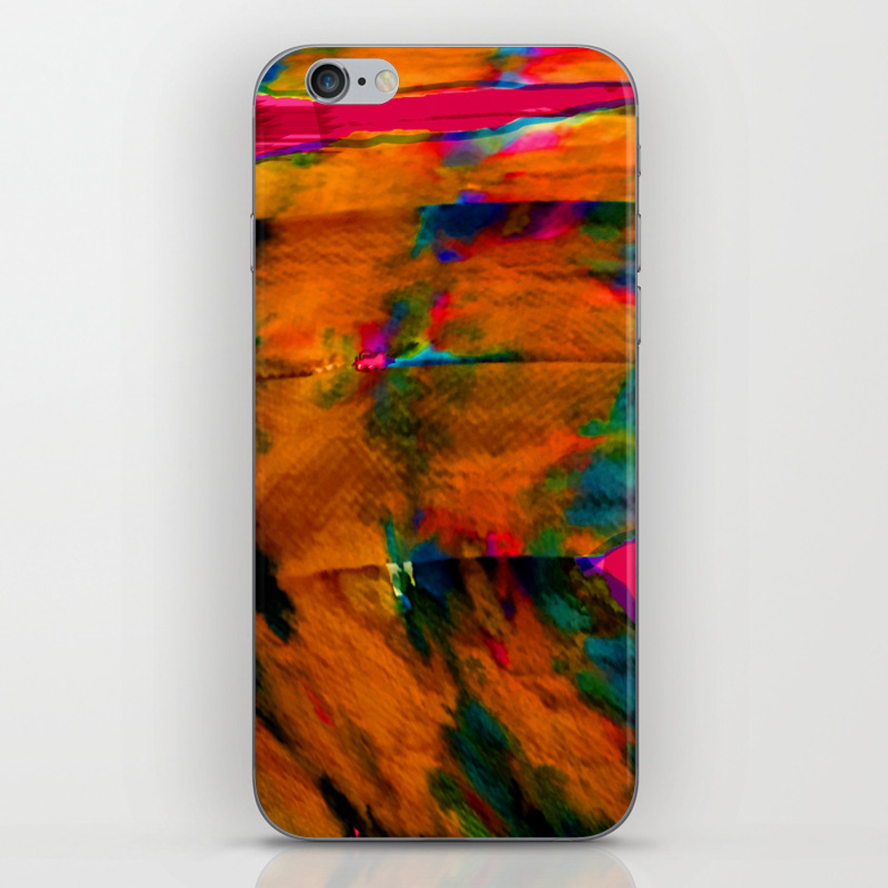Spill No.1 Iphone & Ipod Skin by Alliexchang PSK8246295