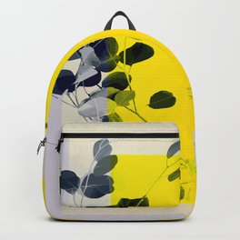 grayellow_mood Backpack
