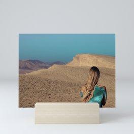 Desert #3 Mini Art Print