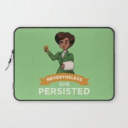Madame CJ Walker - She Persisted Laptop Sleeve