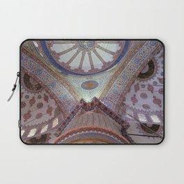 Blue Mosque - Ellie Wen Laptop Sleeve