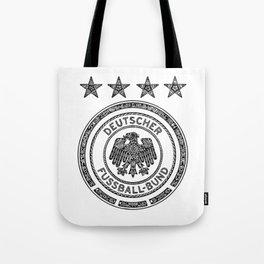 GERMANY NATIONAL FOOTBALL TEAM (DEUTSCHER FUSSBALL-BUND) Tote Bag