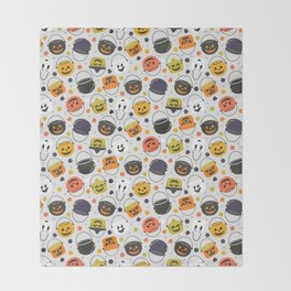 Halloween Candy Buckets Decke