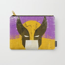 Logan grunge Carry-All Pouch