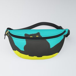 Three Cats Fanny Pack