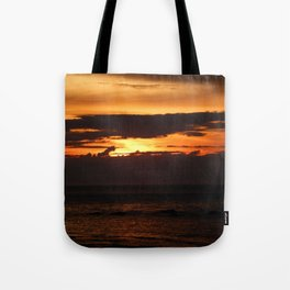 Sunset Shadows Tote Bag
