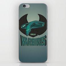 Romulan Warbirds iPhone & iPod Skin
