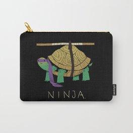 ninja - purple Carry-All Pouch