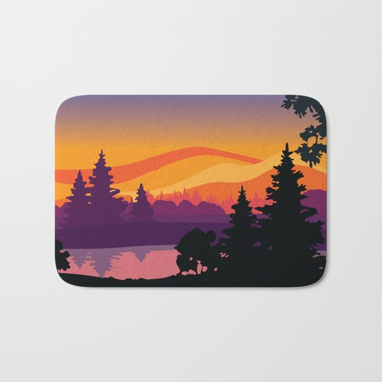 My Nature Collection No. 16 Bath Mat
