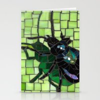 bug Stationery Cards featuring Bug by Bebe Keith Designs