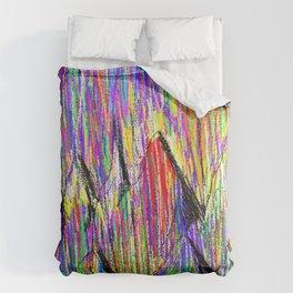 Colour Falls - Matt Texture 6 Comforters