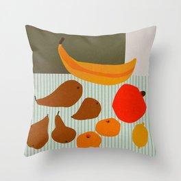 Still life no 04. Throw Pillow