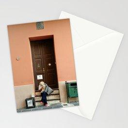 Parque de las Palomas Stationery Cards