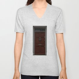 9 Bywater Street Chelsea George Smiley's London Flat Unisex V-Neck