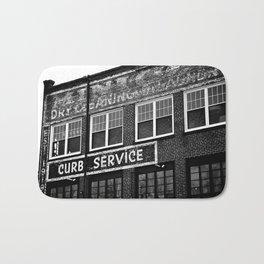 Curb Service Bath Mat