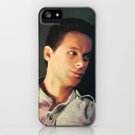 Justified: Tim Gutterson iPhone Case