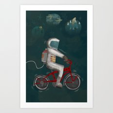 Artcrank poster Art Print