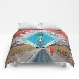 Bizarre Encounter Comforters