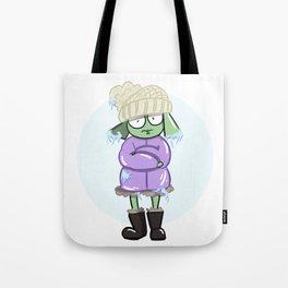 Winter De Beldoo Tote Bag