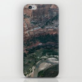 Zion Canyon iPhone Skin